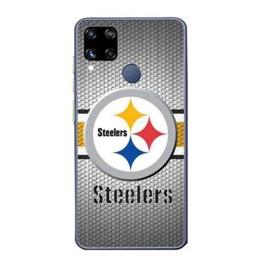 harga Supercase N Hardcase Realme C2, C3, C11, C15 Pittsburgh Steelers W8865  130 combine Realme C15 Blibli.com