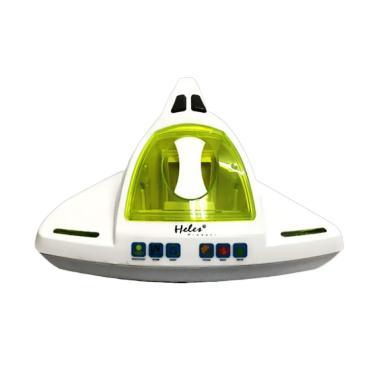 Heles HL-501 UV Bed Vacuum Cleaner - Putih