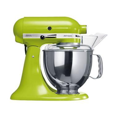 KitchenAid 5KSM150PSEGA Standing Mixer - Green Apple