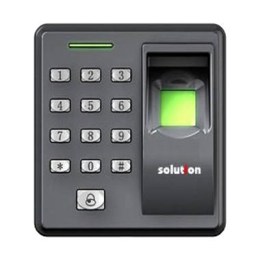 Solution Mesin Akses Pintu Sidik Jari Perlengkapan Kantor A101