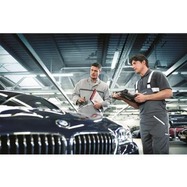 BMW Tunas - Paket Servis Oli untuk BMW E 60