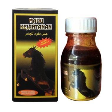 harga Madu Kejantanan Pria Cap Kuda Black/Violet Blibli.com