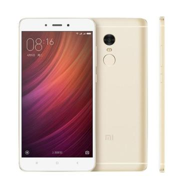 Xiaomi Note 4 Smartphone - Gold [64GB/ 3GB]