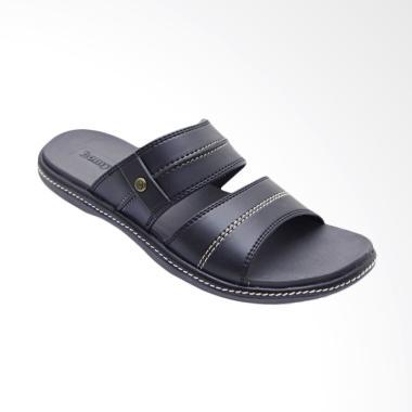 Homyped Sandal Pria Norton 02 - Black