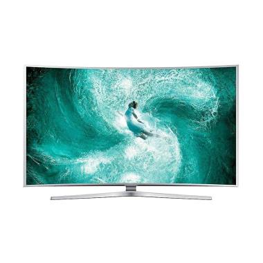 Samsung UA65JS9000 LED TV - Hitam [65 Inch]  [Kab.Bandung]