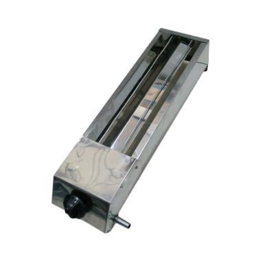 Tgas Stainless Panggangan Sate Gas [30 cm]