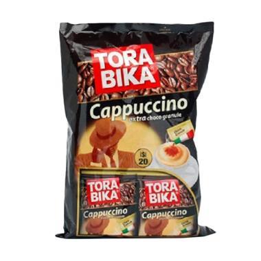 TORABIKA Cappuccino Kopi [25 g/20 sachet]