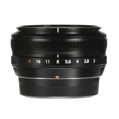 Fujifilm Fujinon 18mm f/2.0 XF R Lensa Kamera