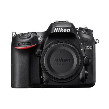 Nikon D 7200 BO