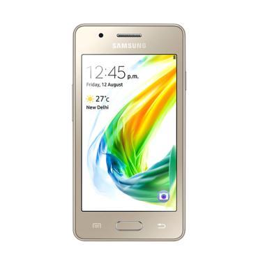 Samsung Z2 Smartphone - Gold [8GB/ 1GB] GARANSI RESMI SEIN