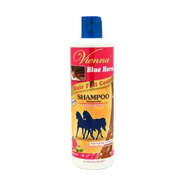 Vienna Blue Horse Hair Fall Control Shampoo - 350mL
