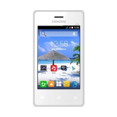 Evercoss A53 Jump Smartphone - Putih