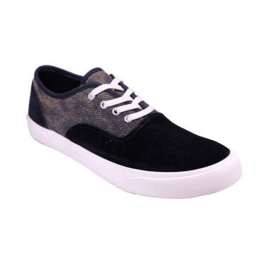 FiveTen Volcom Sepatu Pria - Black
