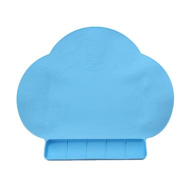 Haakaa Silicone Suction Cloud Mat - Blue