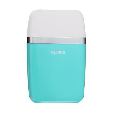 Jual Remax Aroma RPP-16 Powerbank - Blue [6000 mAh] Harga Rp Segera Hadir. Beli Sekarang dan Dapatkan Diskonnya.
