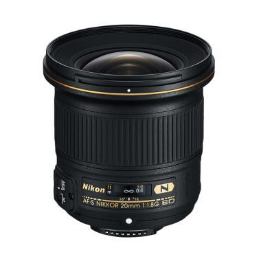 Nikon AF-S Nikkor 20mm f/1.8G ED Lensa Kamera