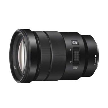 SONY SEL PZ 18-105MM F4 G OSS Lensa Kamera