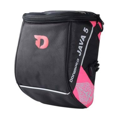 Donimoto Java 5 Dash Bag - Hitam Pink