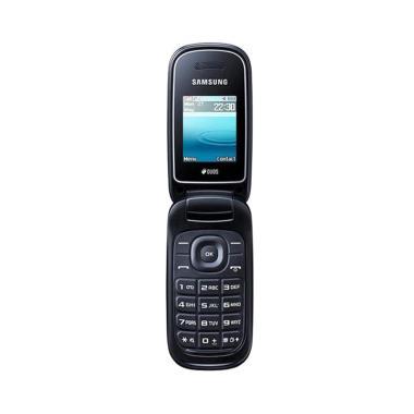 Samsung GT-E1272 Handphone - Noble Black