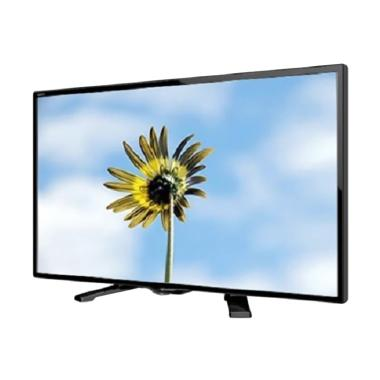 Sharp LC-24LE170I Aquos Led TV - Hitam [24 Inch]