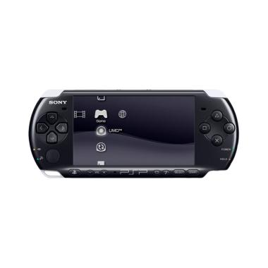 SONY PSP Slim 3000 Game Console [16 GB/Full Game]