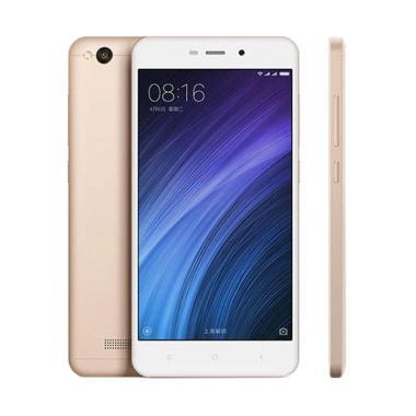 Xiaomi Redmi 4A Smartphone - Gold [16 GB/ 2 GB]