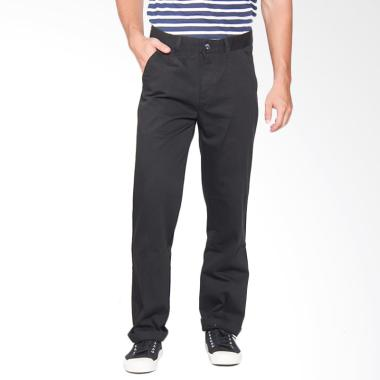 Emba Casual Officer Pant - Black
