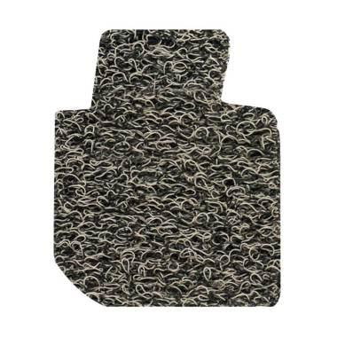 Comfort Karpet Mobil For All New To ...  Light Grey Black [Kabin]