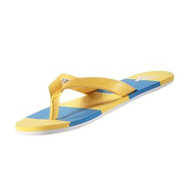 adidas Sandal Eezay Striped Sandal - Yellow (AQ4887)