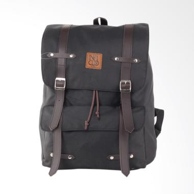 Inficlo SCP 171 Tas Laptop Backpack - Coklat