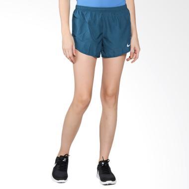 NIKE Nike As Women's Dry Tempo Runn ... anita - Navy [831282-425]