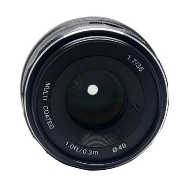 Meike 35 MM APS-C F1.7 for Canon Mirrorless