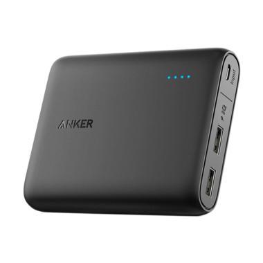 Anker A1214H11 PowerCore Powerbank - Black  [10400 mAh]