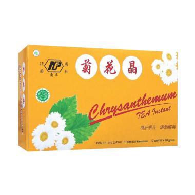 harga Deli 85 Chrysanthemum Tea Instant Minuman Kesehatan Blibli.com