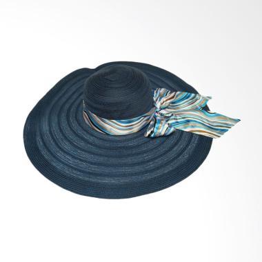 D&D Hat Collection Floppy Hat Wide  ... n Aksesoris Wanita - Navy