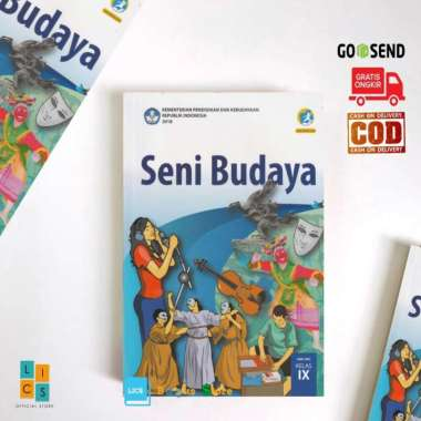 harga Buku Seni Budaya Kelas 9 SMP Kelas 3 Revisi 2017 Blibli.com