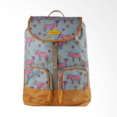 Exsport Citypack Gladys Backpack Wanita - Camel