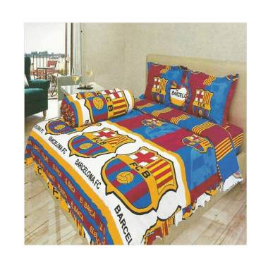 Lady Rose Barcelona Set Sprei