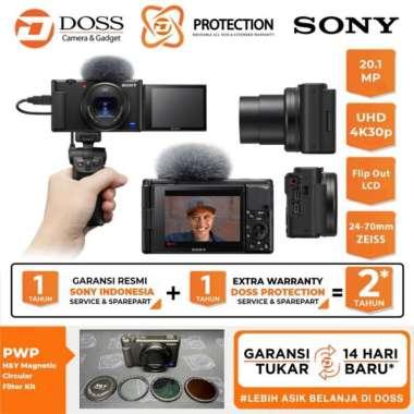 harga DOSS Sony ZV1 / Sony ZV-1 Garansi Resmi - PWP PWP FILTER KIT Blibli.com