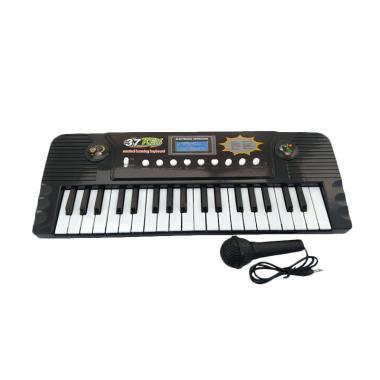 Ocean Toy BO-36A Electronic Mainan Organ Keyboard - Black