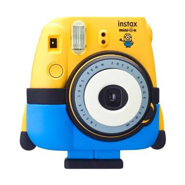 Fujifilm Instax Mini 8 Minion Kamera Polaroid instaxshop MINIONS