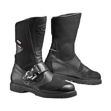Sidi Stivali Canyon Gore Tex Sepatu Boots - Black