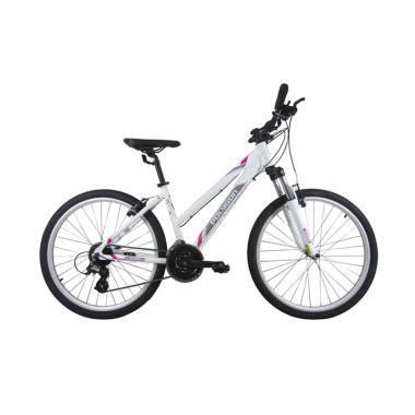 Polygon Premier 2.0 Lady Sepeda MTB - Putih [26 Inch]