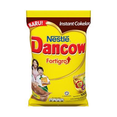Dancow Fortigro Instant Cokelat Susu Formula [1000 gr]