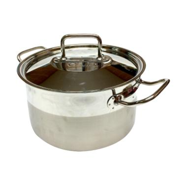 Oxone OX-172S28 Sauce Pot 28 cm Panci Kuah Sup Stainless Steel