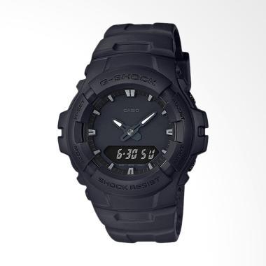 CASIO Jam Tangan Pria - Black G-100BB-1ADR