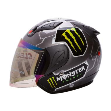 MSR Helmet Javelin Monster Helm Half Face - Abu Abu