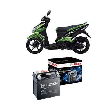 Bosch AGM RBTZ-5S Aki Kering Motor for Yamaha Xeon 125