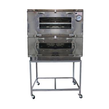 Kiwi Oven Gas - Perak [85 x 55 cm]