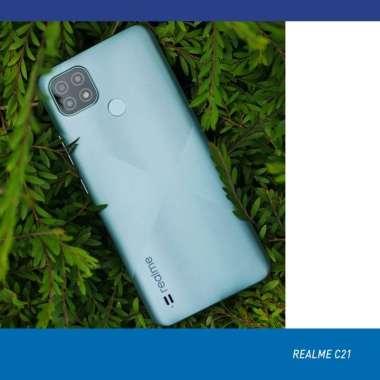 harga REALME C21 3/32GB RAM 3GB INTERNAL 32GB GARANSI RESMI REALME Blibli.com